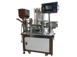 Automatic Cup Fill & Seal Machine