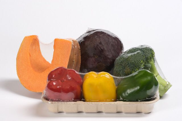 Shrink Film for Vegetable and Fruits by Utoc