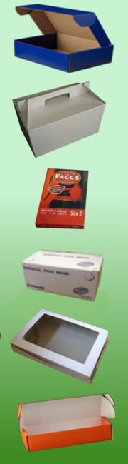 Packaging Boxes by Utoc Malaysia