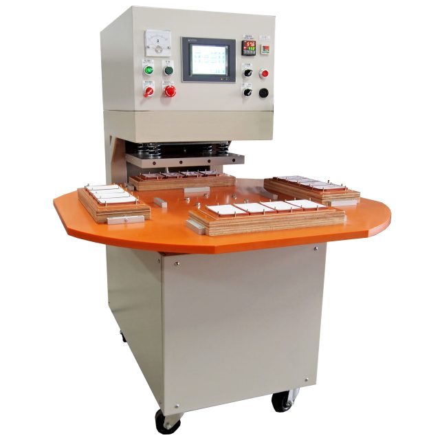 Industrial Blister Sealing Machines Image