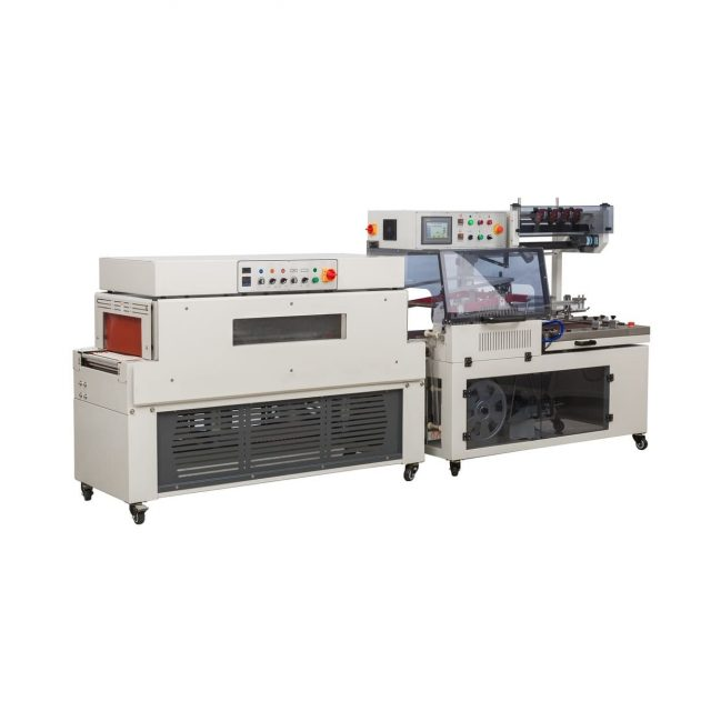 Auto Shrink Wrap Machine Image